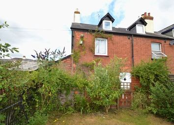 Thumbnail 2 bed end terrace house for sale in Rackfields, Tiverton