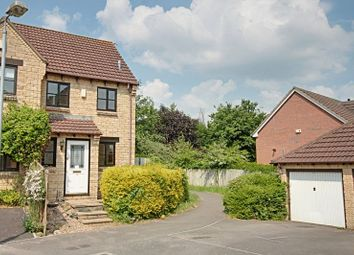 Thumbnail 3 bed semi-detached house for sale in The Poplars, Trowbridge