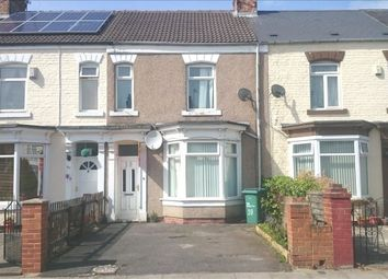 Thumbnail 4 bedroom terraced house for sale in Cambridge Road, Thornaby, Stockton-On-Tees