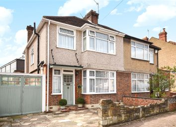 Thumbnail 3 bed semi-detached house for sale in Spencer Road, Harrow, Middlesex