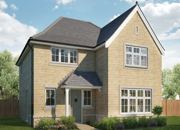 """Thumbnail 4 bed detached house for sale in """"Cambridge"""" at Stoney Bank Road, Holmfirth"""