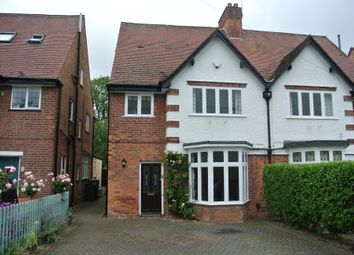 Thumbnail 4 bed semi-detached house to rent in Royal Road, Sutton Coldfield