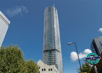 Thumbnail 3 bed flat for sale in The Madison, Canary Wharf, London