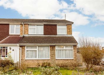 Thumbnail 3 bedroom semi-detached house for sale in Ilford Close, Luton, Bedfordshire