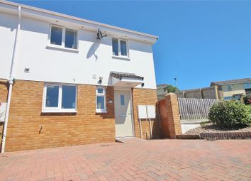 Thumbnail 2 bed end terrace house for sale in Beaufort Walk, Barnstaple