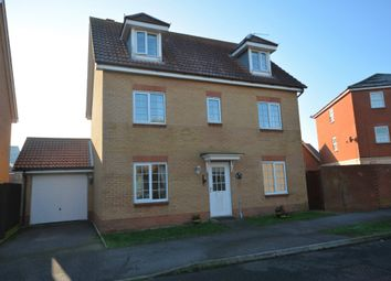 Thumbnail 6 bed detached house for sale in Deepdale, Carlton Colville, Suffolk