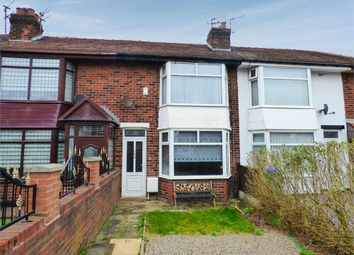 2 bed terraced house for sale in Newhouse Road, Blackpool, Lancashire FY4