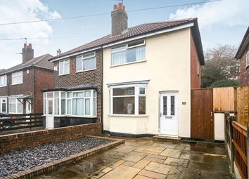Thumbnail 2 bed semi-detached house to rent in Patterdale Road, Stockport
