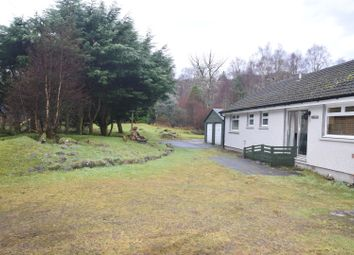 Thumbnail 3 bed detached bungalow for sale in Glenmoriston, Inverness