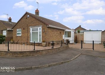 Thumbnail 2 bed detached bungalow for sale in Scarsea Way, Bempton, Bridlington, East Riding Of Yorkshire