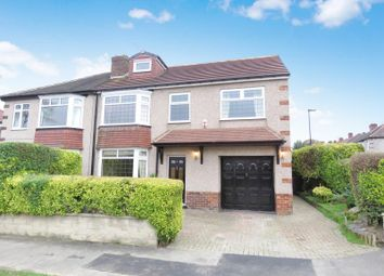 Thumbnail 4 bed semi-detached house for sale in Meadow Head Avenue, Greenhill, Sheffield