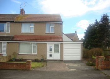 Thumbnail 3 bedroom semi-detached house for sale in Castle View, Amble, Morpeth