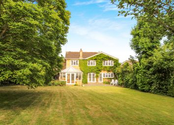 Thumbnail 4 bed detached house for sale in The Gattens, Rayleigh, Essex