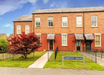 3 bed terraced house for sale in Crimscote Square, Hatton Park, Warwick CV35