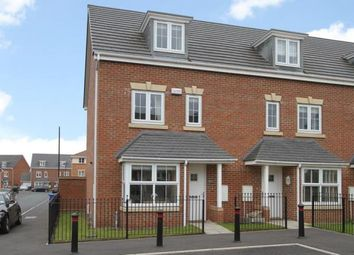 Thumbnail 4 bedroom town house for sale in Stoneycroft Road, Handsworth, Sheffield