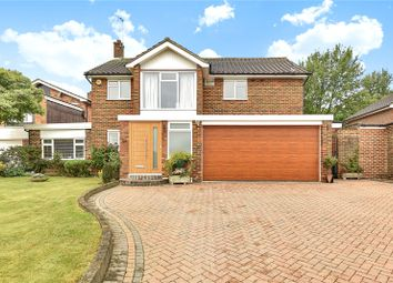Thumbnail 4 bedroom detached house for sale in Albury Drive, Pinner, Middlesex