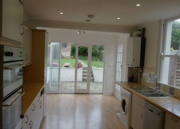 Thumbnail 3 bed terraced house to rent in Waldegrave Rd, Brighton