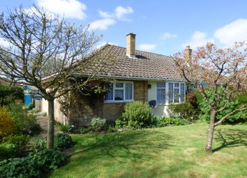 Thumbnail 2 bed bungalow for sale in Hallowing Crescent, Great Moulton