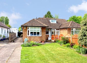 Thumbnail 3 bed semi-detached bungalow for sale in Coleshill, Warwickshire