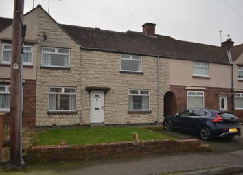 Thumbnail 3 bedroom terraced house for sale in Greno View Road, High Green, Sheffield