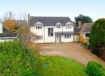 Thumbnail 4 bed detached house for sale in Audlem Road, Woore, Crewe