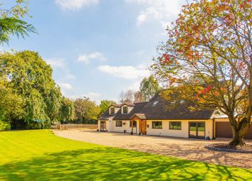 Thumbnail 4 bed detached house for sale in Glaston Road, Uppingham, Oakham