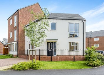 Thumbnail 3 bed semi-detached house for sale in Matilda Grove, Newcastle-Under-Lyme