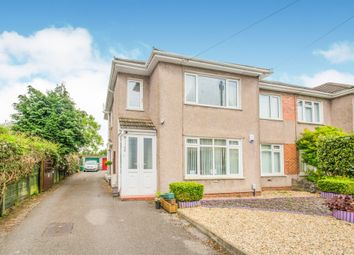Thumbnail 2 bedroom flat for sale in Lon Y Celyn, Whitchurch, Cardiff