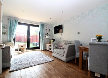 Thumbnail 3 bed terraced house for sale in Vellacott Close, Purfleet
