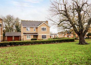 Thumbnail 4 bed detached house for sale in Boleyn Close, Grange Park, Swindon