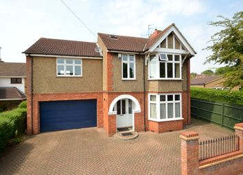 Thumbnail 5 bed detached house for sale in Boughton Green Road, Kingsthorpe, Northampton