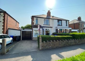 Thumbnail 3 bed semi-detached house for sale in 15 Robert Road, Greenhill, Sheffield