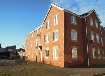 Thumbnail 2 bed flat to rent in Epsom Close, Stevenage, Hertfordshire