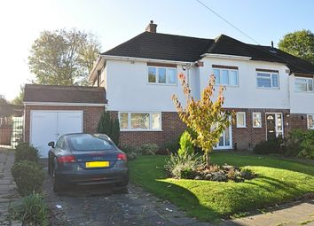 Thumbnail 4 bed semi-detached house for sale in Barnet Drive, Bromley