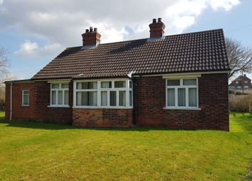 Thumbnail 2 bed detached bungalow for sale in The Bungalow, West Burton, Retford, Nottinghamshire