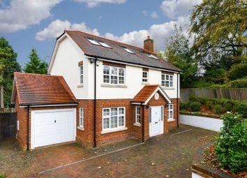 Thumbnail 5 bed detached house for sale in Sanderstead Hill, Sanderstead, South Croydon