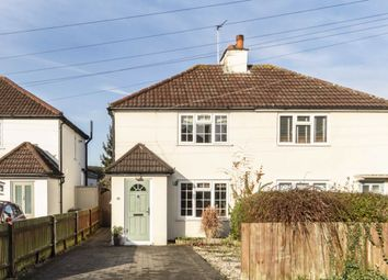 Thumbnail 2 bedroom semi-detached house for sale in Fleece Road, Long Ditton, Surbiton
