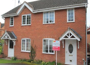 Thumbnail 2 bed semi-detached house for sale in Corner Farm, Brailsford, Ashbourne