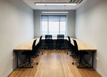 Thumbnail Serviced office to let in Portman Close, London