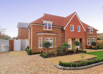 Thumbnail 2 bed semi-detached house for sale in Old Bakery Gardens, Whyke Lane, Chichester