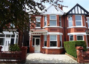 Thumbnail 3 bedroom semi-detached house for sale in Huntley Road, Stockport