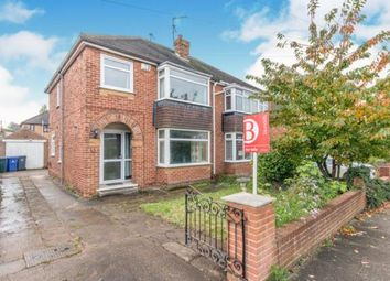Thumbnail 3 bed semi-detached house for sale in Highbury Crescent, Doncaster
