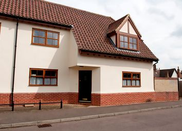 Thumbnail 2 bed semi-detached house to rent in The Maltings, Gamlingay
