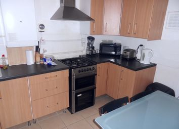 Thumbnail 4 bed flat to rent in Eversholt Street, Euston, London
