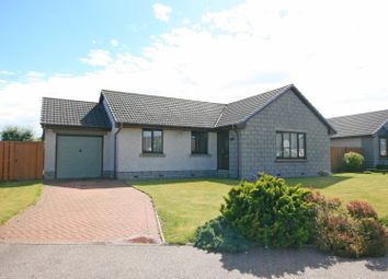 Thumbnail 4 bed detached bungalow for sale in 47 Archibald Grove, Buckie