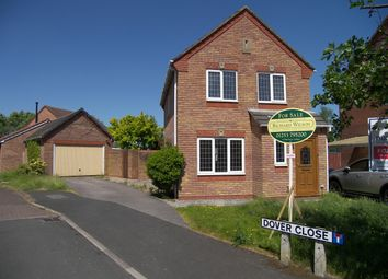 Thumbnail 3 bed detached house for sale in Dover Close, Warton, Preston