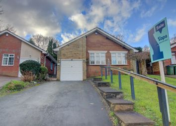 Thumbnail 3 bed bungalow for sale in Wyndmill Crescent, West Bromwich