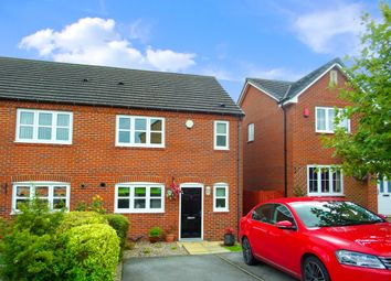 Thumbnail 3 bedroom semi-detached house for sale in Green Brook Place, Penistone, Sheffield