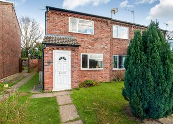 Thumbnail 2 bedroom end terrace house for sale in Constable Close, Diss