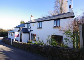 Thumbnail 4 bed detached house for sale in Downing Road, Whitford, Holywell